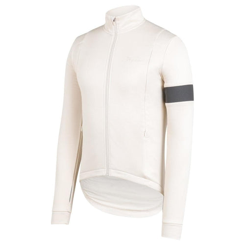 RAPHA Classic Winter Jersey - BCH Off White Default Rapha