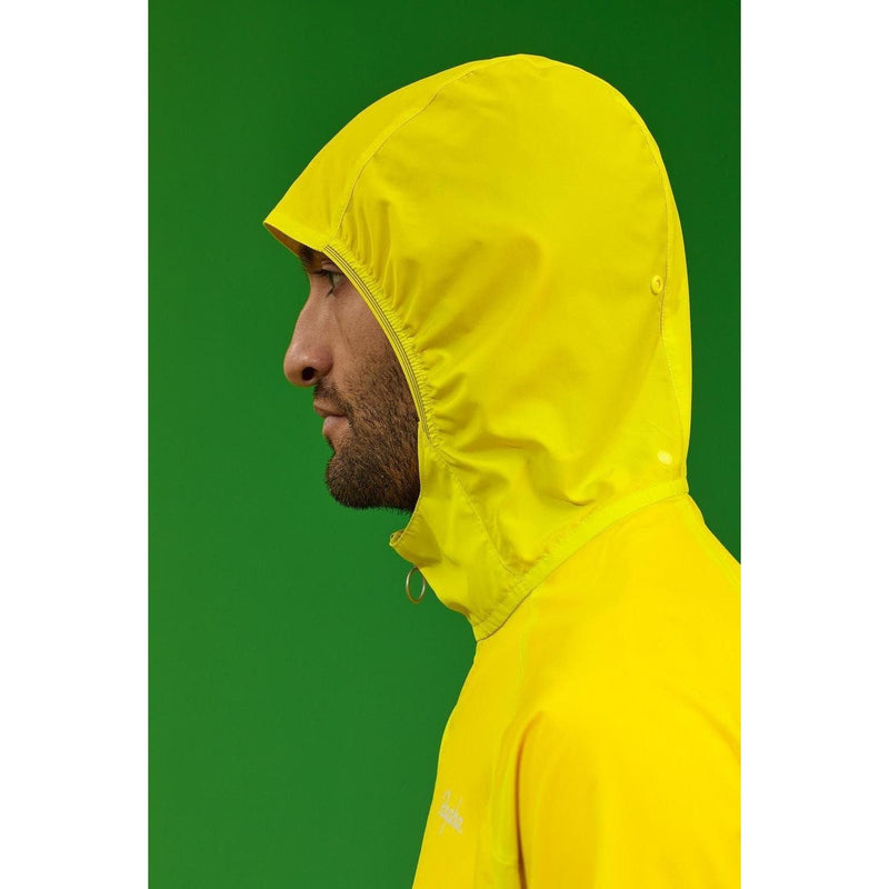 RAPHA Commuter Jacket Lightweight - Dark Yellow Default Velodrom Barcelona