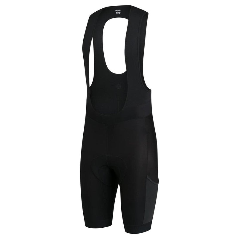 RAPHA Core Cargo Bib Shorts - BLK Black Default Rapha