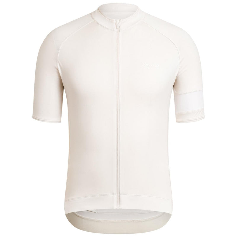 RAPHA Core Jersey - BCH Off White Default Velodrom Barcelona
