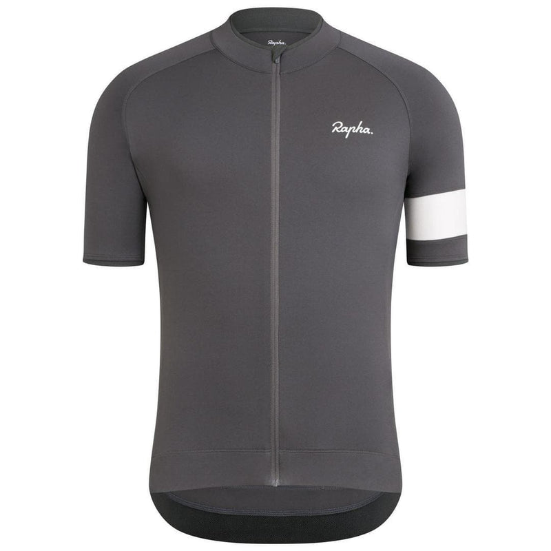 Rapha Core Jersey Carbon Grey Default Velodrom Barcelona