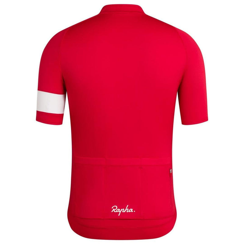 RAPHA Core Jersey - Red