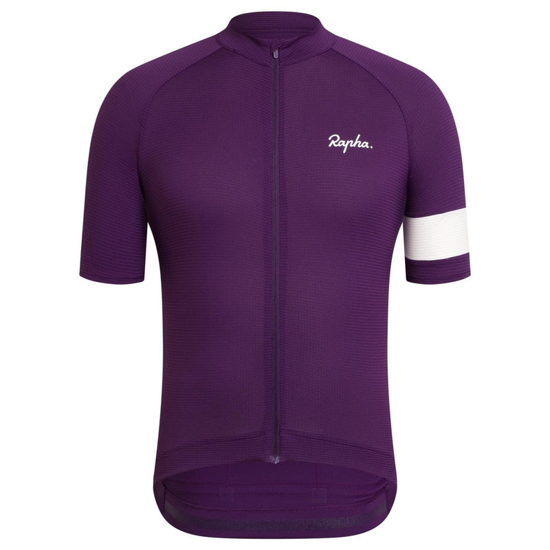 Camiseta RAPHA Core Lightweight - Purple Default Velodrom Barcelona