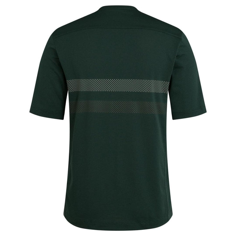 RAPHA Explore Technical T-shirt - Dark Green Default Velodrom Barcelona