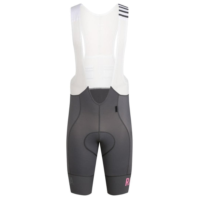 Rapha Pro Team Bib Shorts II - Long CBN Carbon Grey Default Rapha