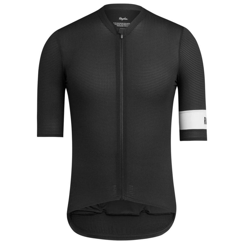 Rapha Pro Team Flightweight Jersey Black Default Velodrom Barcelona