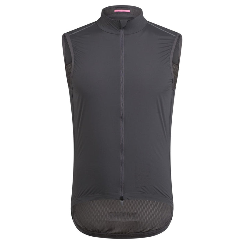 RAPHA - Pro Team Lightweight Gilet - CBN Carbon Grey Default Velodrom Barcelona