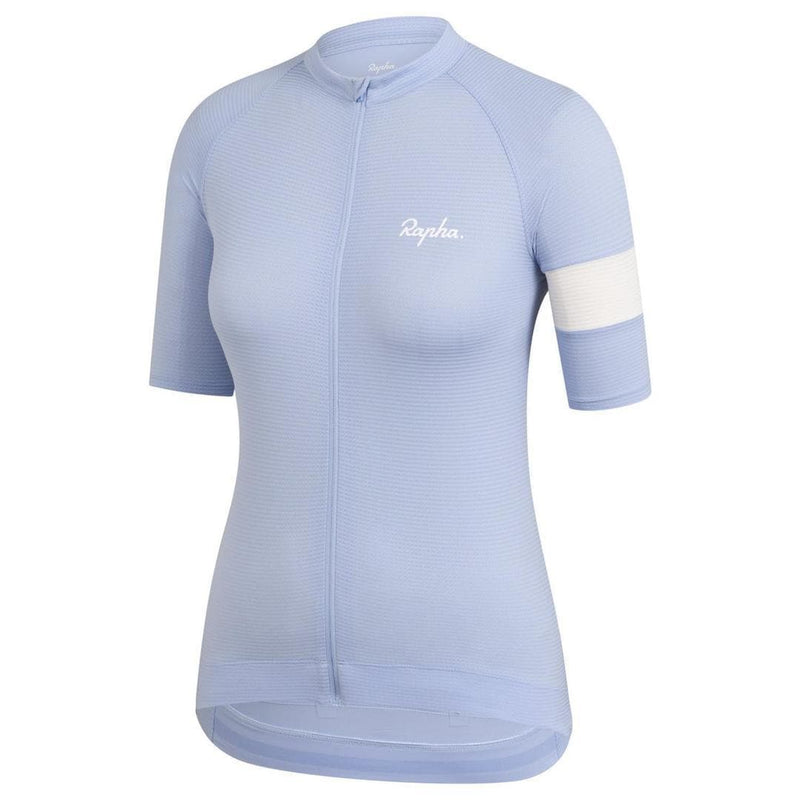 Rapha Women Core Lightweight Jersey - Light Blue Default Velodrom Barcelona