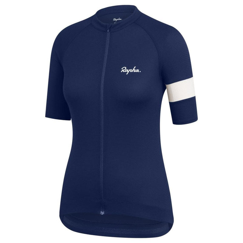 Rapha Women Core Lightweight Jersey - Navy Default Velodrom Barcelona