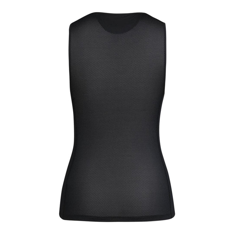 RAPHA women mesh base layer sleeveless - Black Default Velodrom Barcelona