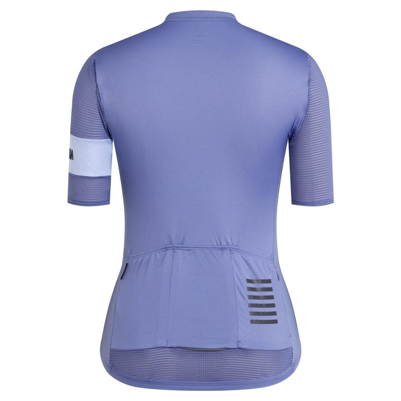 RAPHA women pro team flyweight - Grey Blue Default Velodrom Barcelona