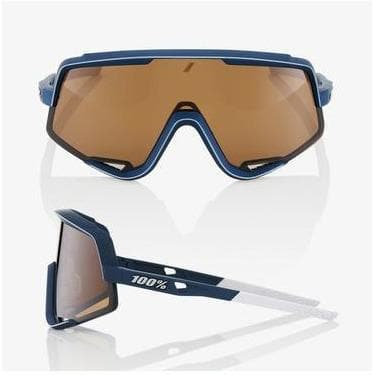 RIDE 100% Eyewear Glendale Soft Tact Raw Default 100%