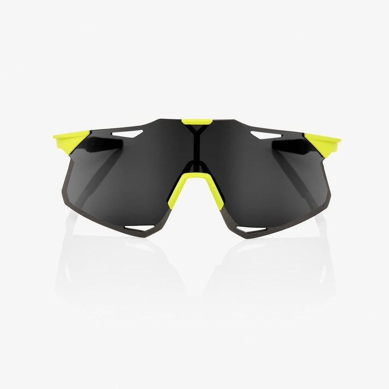 RIDE 100% Gafas Hypercraft - BANANA MATE - LENTE DE HUMO Por defecto 100%