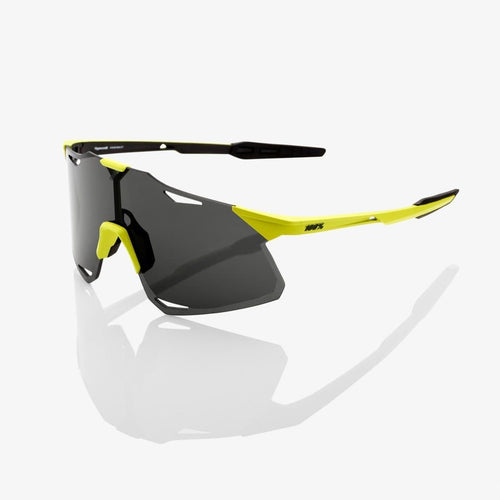 RIDE 100% Eyewear Hypercraft - MATTE BANANA - SMOKE LENS Default 100%