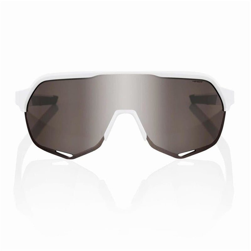 RIDE 100% Eyewear S2 - BORA Hans Grohe Team White - HiPER Silver Mirror Default 100%