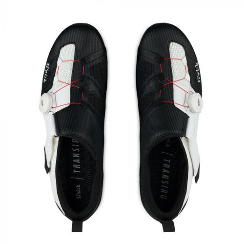 Shoes Fizik R3 Transiro Infinito - Black/WHite Default Velodrom Barcelona