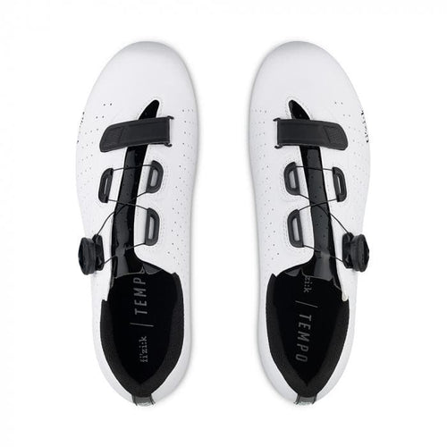 Shoes Fizik R5 Tempo - White/Black Default Velodrom Barcelona