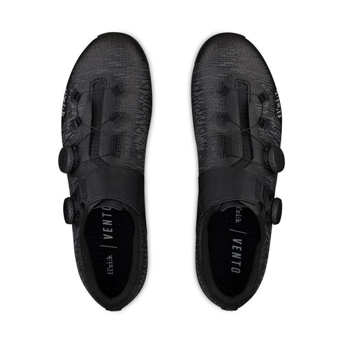 Shoes Fizik vento R1 Infinito Knit Carbon 2 - Black / Black Default Velodrom Barcelona