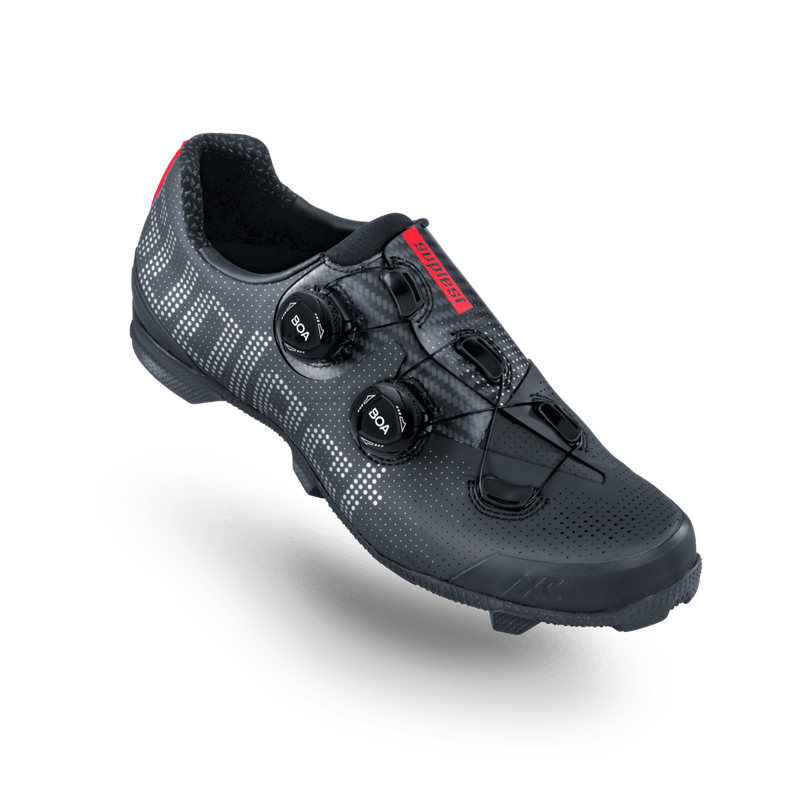 SHOES SUPLEST CROSSCOUNTRY PRO-BLACK/RED Default Velodrom Barcelona