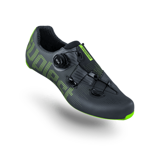 SHOES SUPLEST ROAD PERFORMANCE-BLACK GREEN Default Velodrom Barcelona