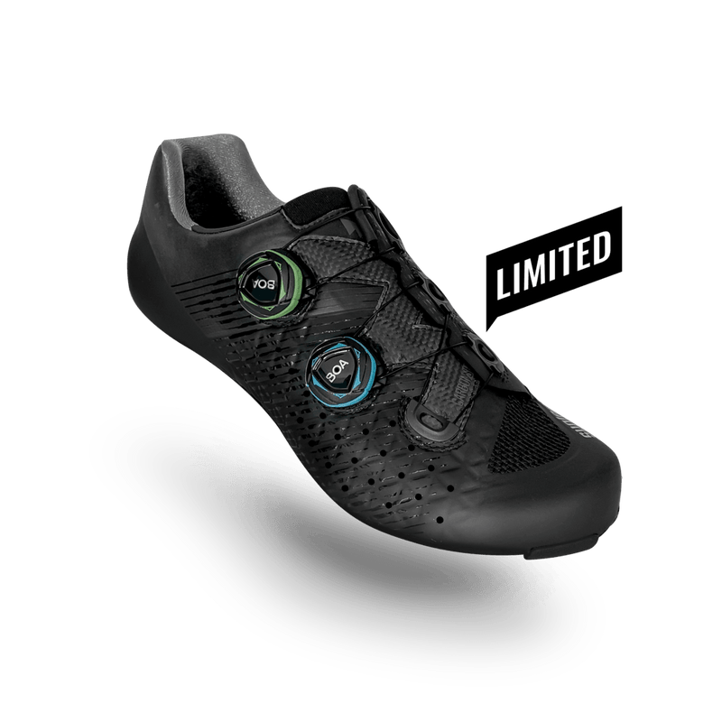 SHOES SUPLEST ROAD PRO-BLACK OPEN LTD Default Velodrom Barcelona