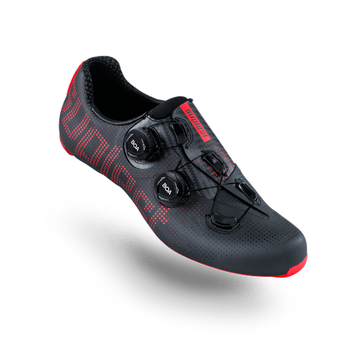 SHOES SUPLEST ROAD PRO-BLACK/RED Default Velodrom Barcelona