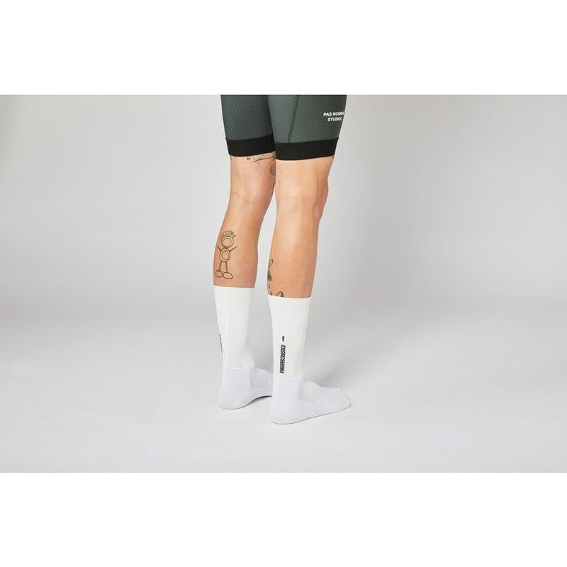Socks Fingerscrossed Aero - White Default Velodrom Barcelona
