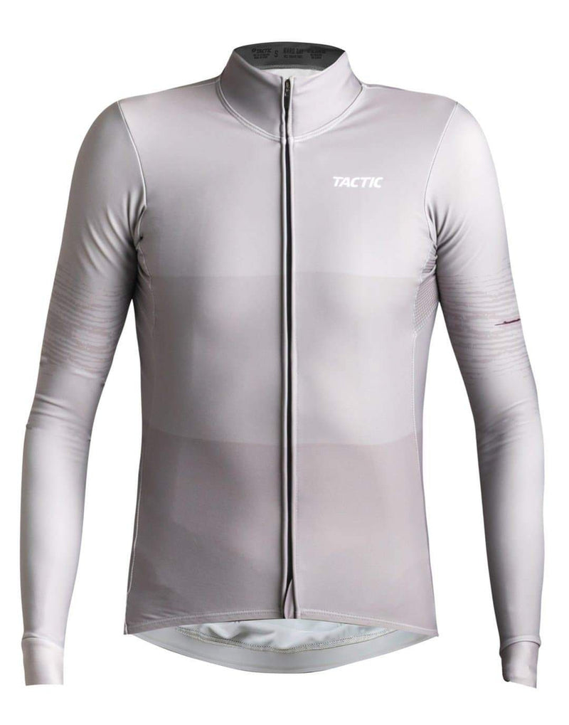 TACTIC LONGSLEEVE JERSEY HARD DAY - PATH Default Velodrom Barcelona
