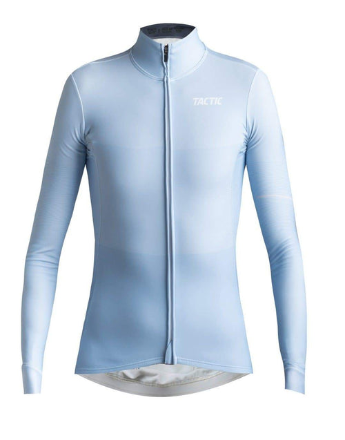 TACTIC WOMAN LONGSLEEVE JERSEY HARD DAY - ICE Default Velodrom Barcelona