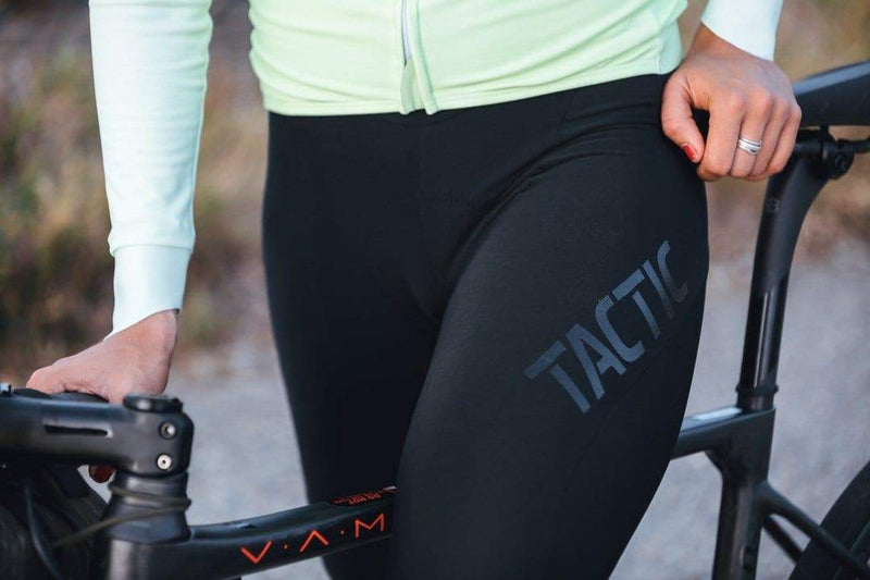 TACTIC WOMAN LONGSLEEVE JERSEY HARD DAY - LIME Default Velodrom Barcelona