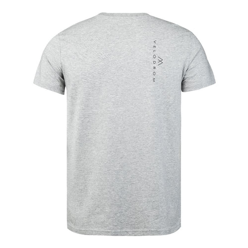VELODROM Casual Tshirt - Light Grey Default Velodrom Barcelona