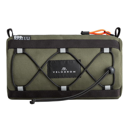 VELODROM HANDLEBAR BAG British Green Default Velodrom Barcelona