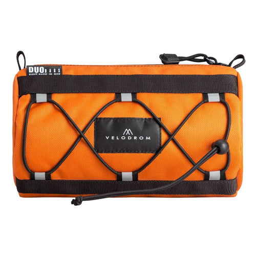 VELODROM HANDLEBAR BAG ORANGE Default Velodrom Barcelona