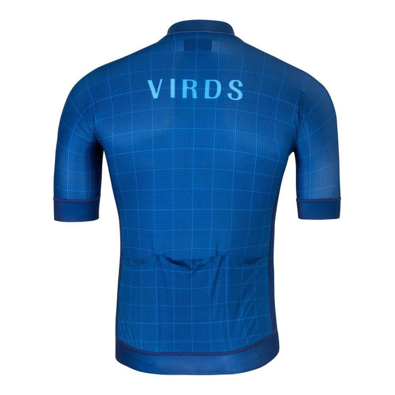 Velodrom Virds Summer Jersey - Dark Blue Default Velodrom Barcelona