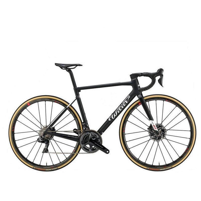 Wilier 0 SLR Force Axs Disc + NDR38KC Carbon wheels - Black Matt Default Velodrom Barcelona