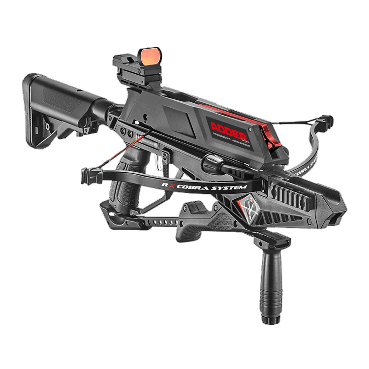 Cobra Adder R-Series Tactical Repeating Crossbow