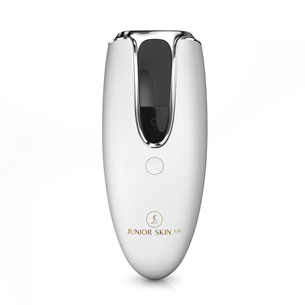 JuniorSkinCo Deluxe IPL Laser Hair Removal Device