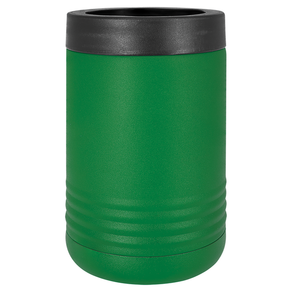 Vacuum Insulated Beverage Holder - Black Diamond Laser Design