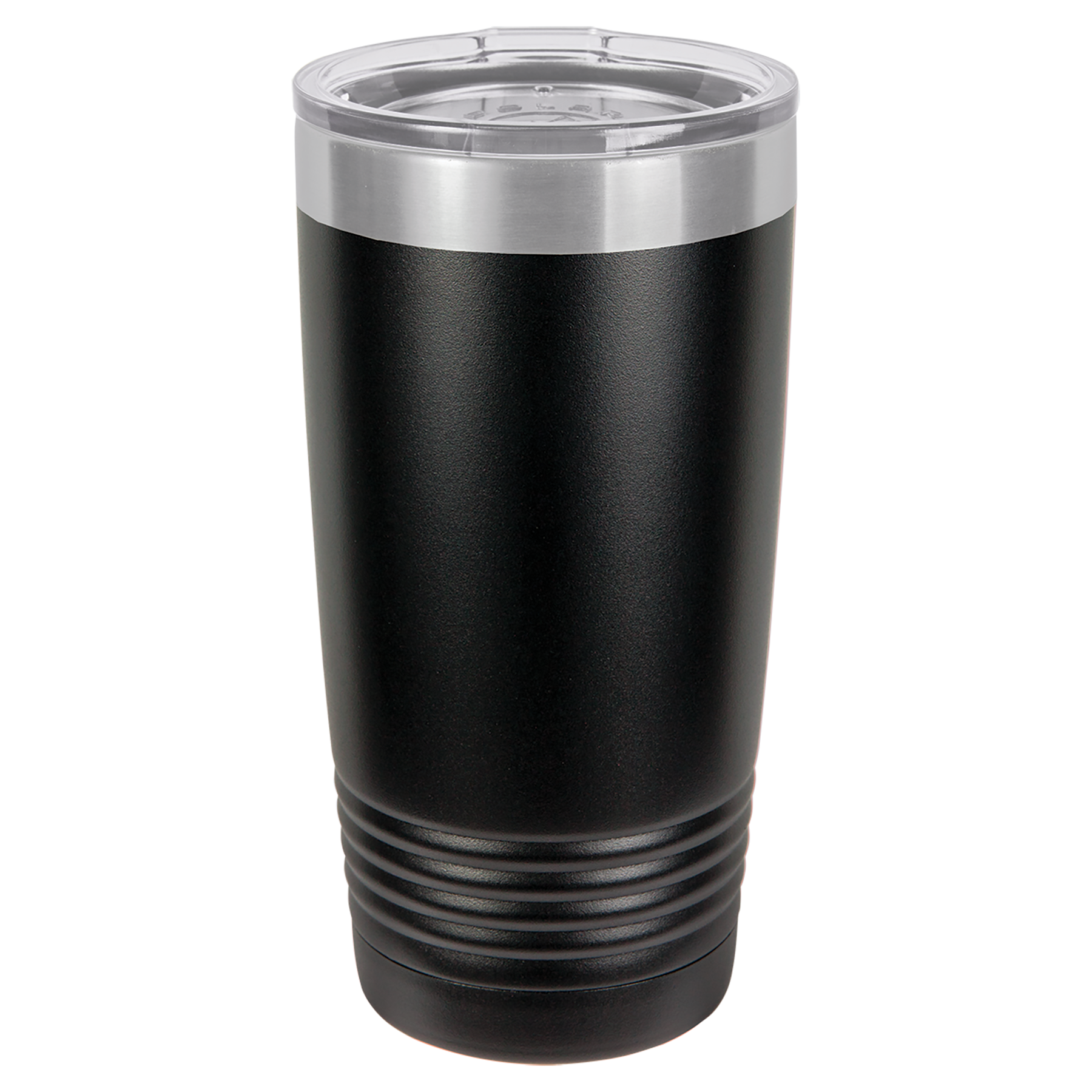 20 oz. Vacuum Insulated Tumbler & Generous Coffee Co. Bundle - Black Diamond Laser Design