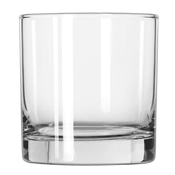 Whiskey Glass - Black Diamond Laser Design