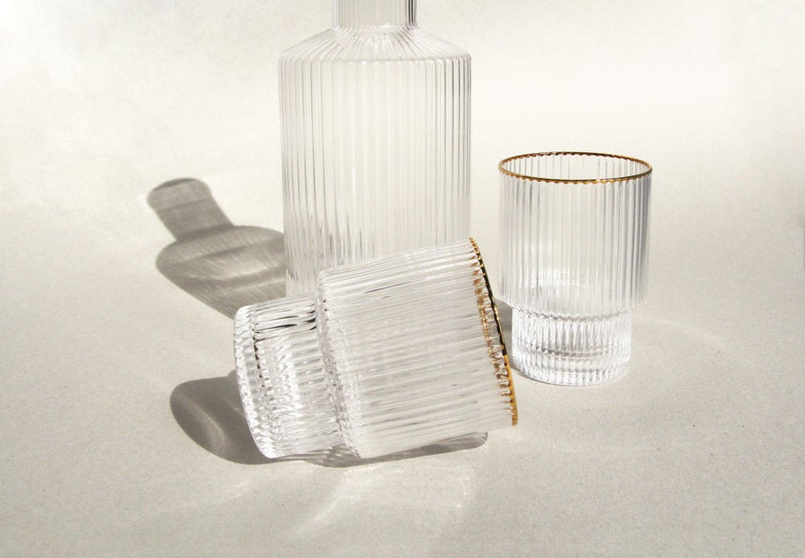 Victoria - Glass jug set