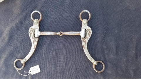 Classic Equine Gist Collection Snaffle