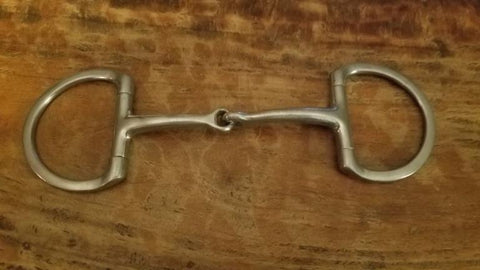 D Ring Snaffle - 5""