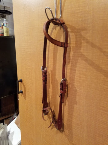 Dale Martin One Ear Headstall
