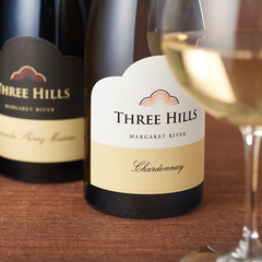 Three Hills wine