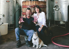 Cape Grace owners in the winery