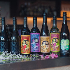 Skigh wines range