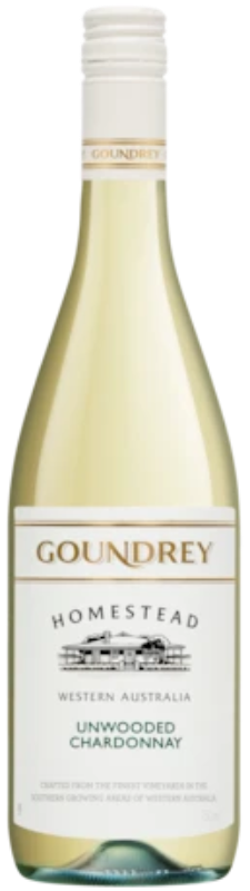 Goundrey Homestead Unoaked Chardonnay