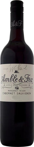Amble & Fox Margaret River Shiraz