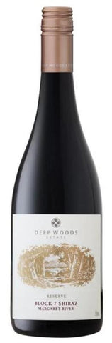 Deep Woods Block 7 Shiraz
